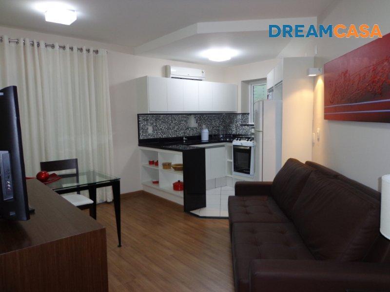 Flat 1 Dorm, Itaim Bibi, São Paulo (FL0030) - Foto 2