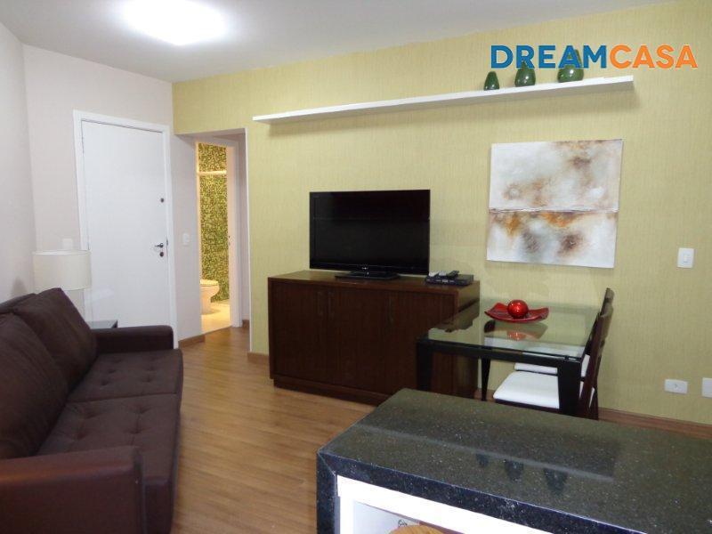 Flat 1 Dorm, Itaim Bibi, São Paulo (FL0030) - Foto 4