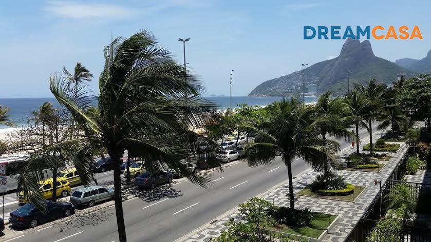 Apto 4 Dorm, Ipanema, Rio de Janeiro (AP1585)