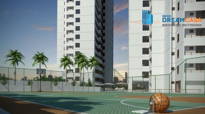 Im�vel: Rede Dreamcasa - Apto 4 Dorm, Capim Macio, Natal