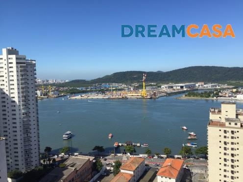 Apto 4 Dorm, Ponta da Praia, Santos (AP1756) - Foto 3