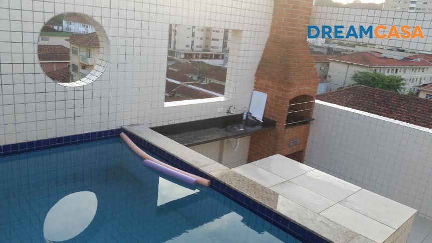 Cobertura 3 Dorm, Campo Grande, Santos (CO0100)