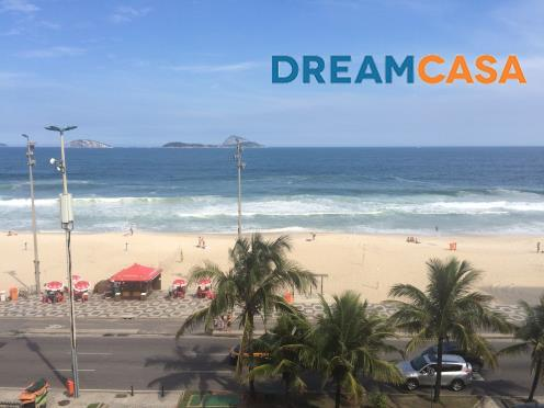 Apto 4 Dorm, Leblon, Rio de Janeiro (AP1775)
