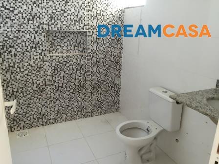 Casa 2 Dorm, Balneário das Conchas, São Pedro da Aldeia (CA1141) - Foto 3