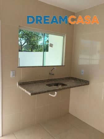 Casa 2 Dorm, Balneário das Conchas, São Pedro da Aldeia (CA1141) - Foto 4