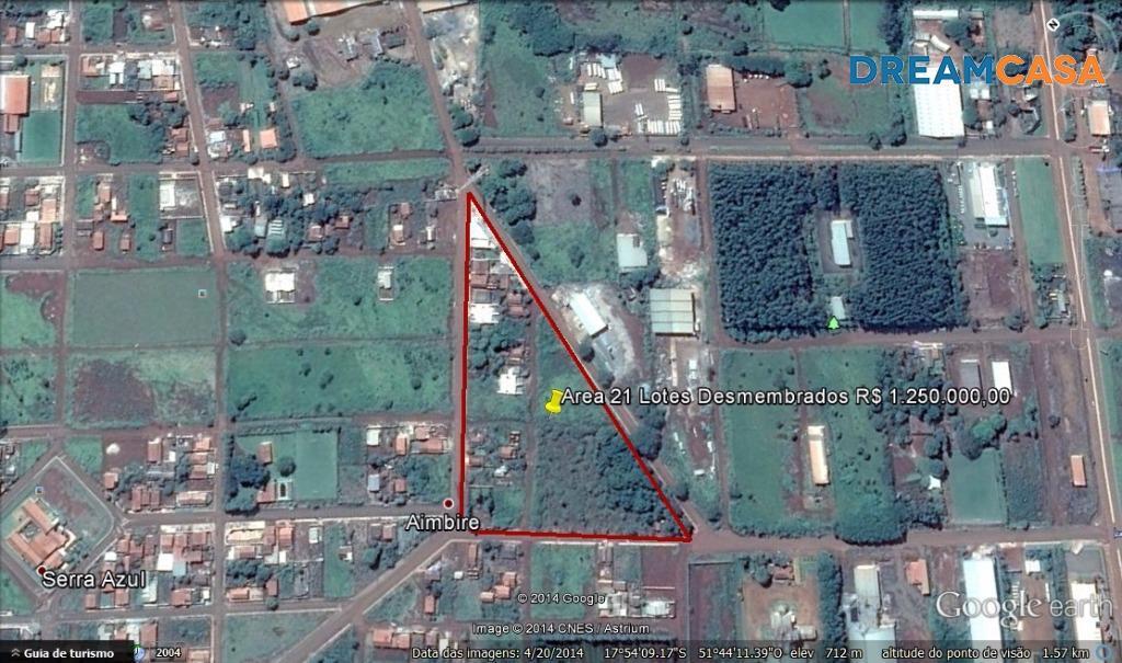 Imóvel: Terreno, Centro, Jatai (AR0014)