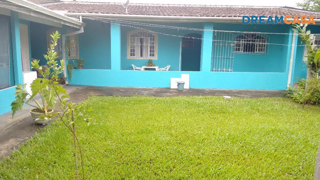Casa 4 Dorm, Centro, Caraguátatuba (CA1193)