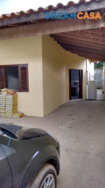 Casa 2 Dorm, Centro, Caraguátatuba (CA1215)