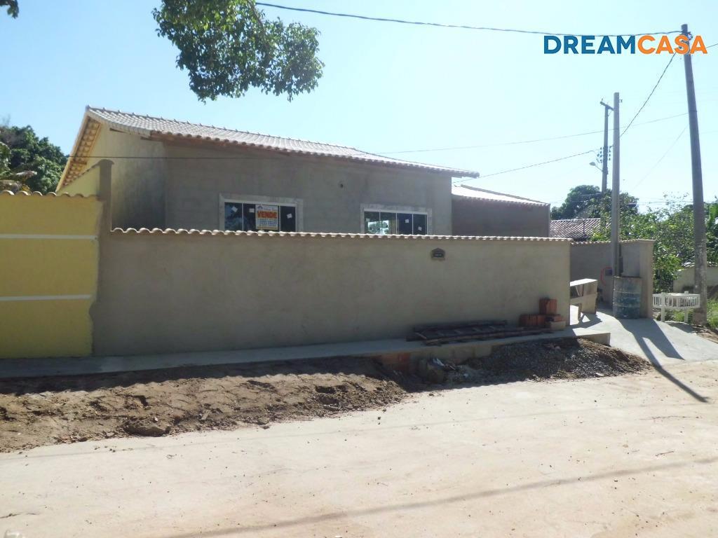 Casa 2 Dorm, Balneário das Conchas, São Pedro da Aldeia (CA0228) - Foto 2