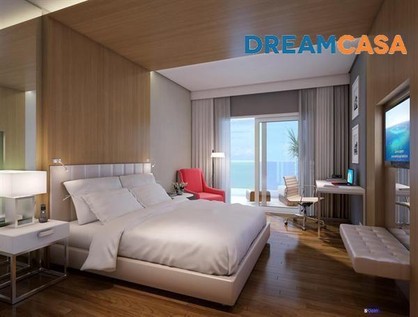 Flat 1 Dorm, Barra da Tijuca, Rio de Janeiro (FL0060) - Foto 3