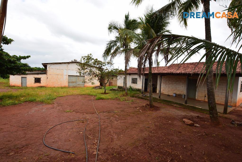 Galpão, Chácaras de Recreio São Joaquim, Goiânia (GA0067) - Foto 4