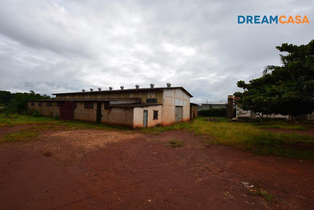 Galpão, Chácaras de Recreio São Joaquim, Goiânia (GA0067) - Foto 5