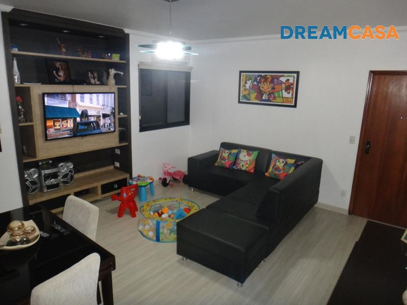 Apto 2 Dorm, Campo Grande, Santos (AP2206)