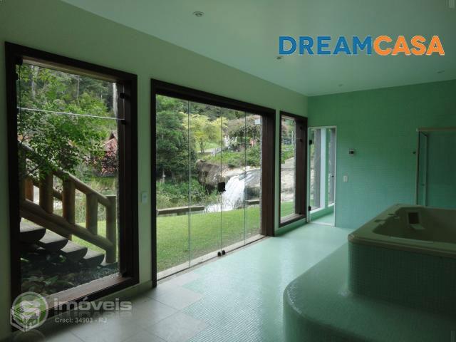Casa 4 Dorm, Araras, Petropolis (CA1271) - Foto 4