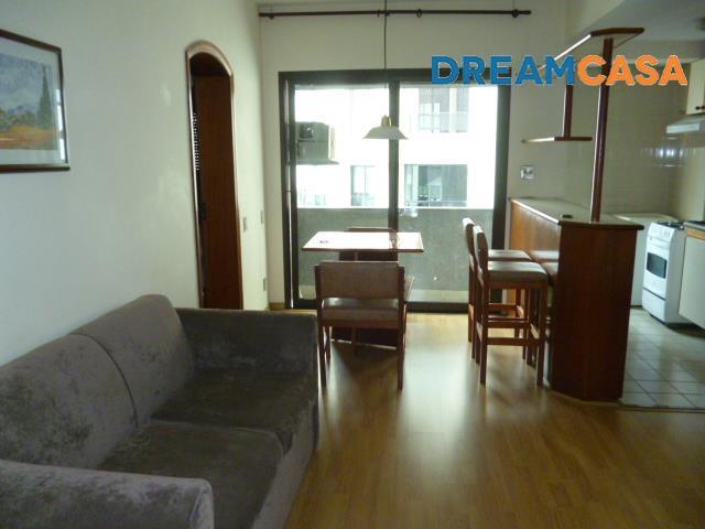 Flat 1 Dorm, Moema, São Paulo (FL0071)