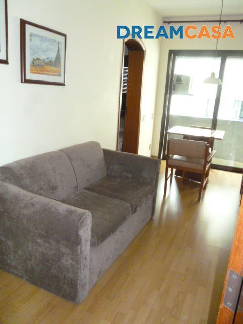 Flat 1 Dorm, Moema, São Paulo (FL0071) - Foto 3