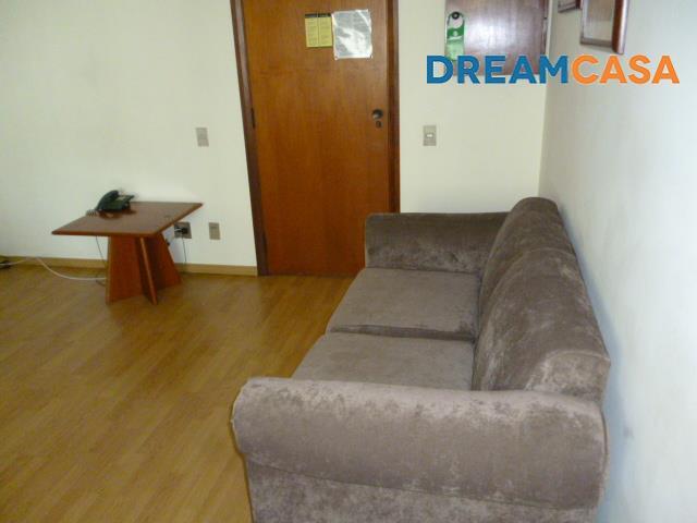 Flat 1 Dorm, Moema, São Paulo (FL0071) - Foto 5