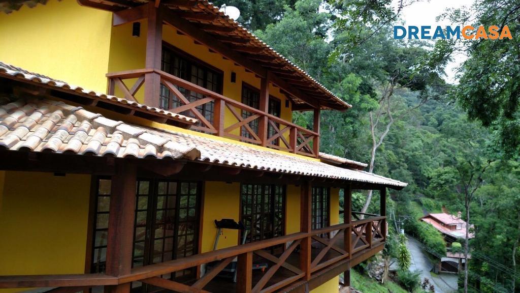 Casa 4 Dorm, Itaipava, Petropolis (CA1299) - Foto 2