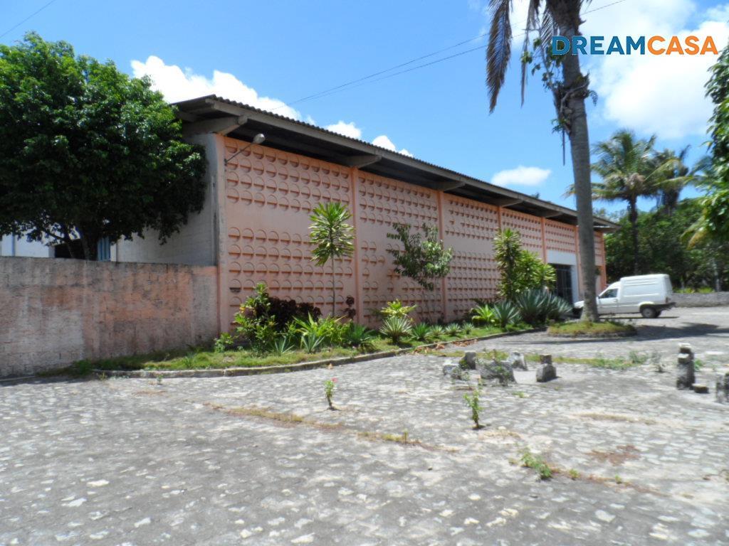 Imóvel: Galpão, Distrito Industrial, João Pessoa (GA0001)