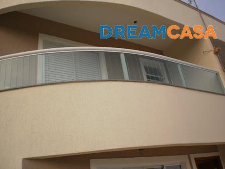 Casa 2 Dorm, Jardim Real, Praia Grande (SO0130)