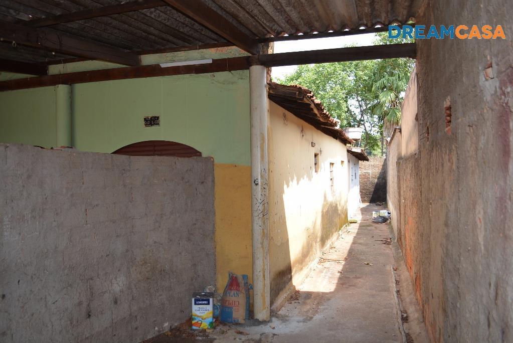 Imóvel: Casa 2 Dorm, Loteamento Areião, Goiânia (CA1318)