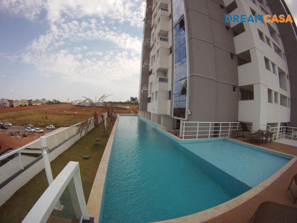 Flat 1 Dorm, Park Lozandes, Goiânia (FL0084)