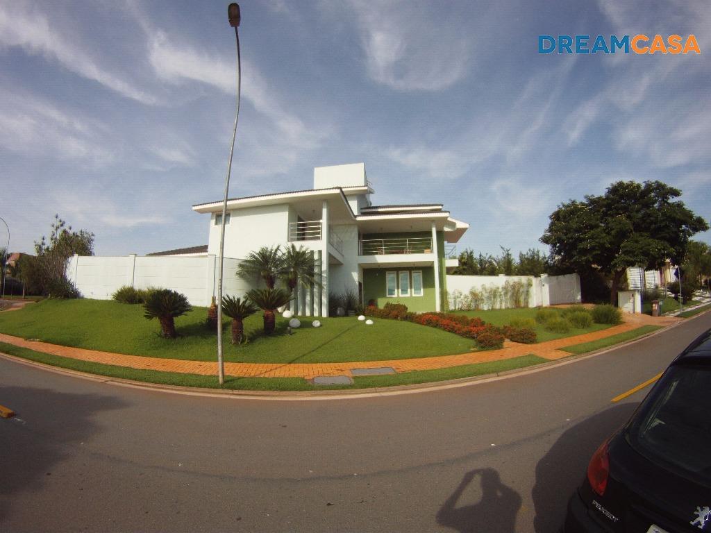 Casa 4 Dorm, Residencial Alphaville, Goiânia (SO0133)