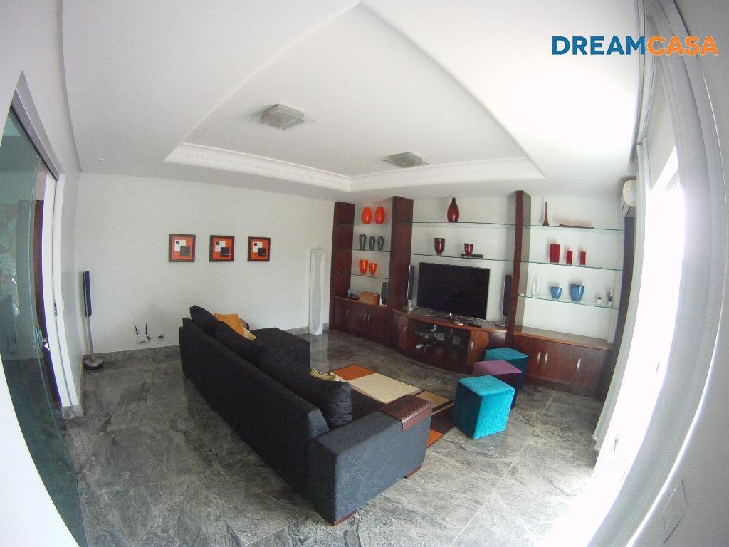 Casa 4 Dorm, Residencial Alphaville, Goiânia (SO0133) - Foto 3