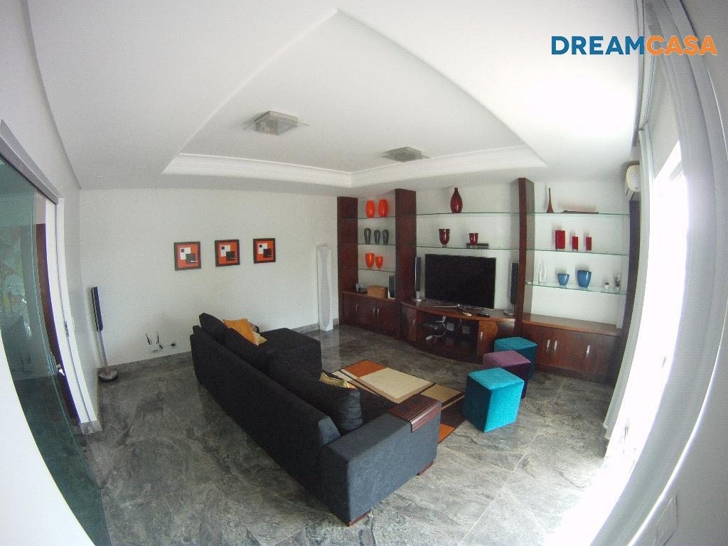 Casa 4 Dorm, Residencial Alphaville, Goiânia (SO0133) - Foto 4