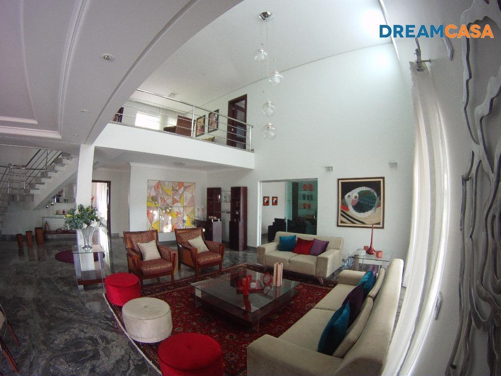 Casa 4 Dorm, Residencial Alphaville, Goiânia (SO0133) - Foto 5