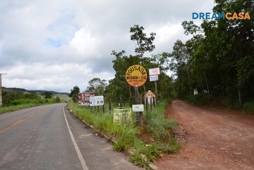 Chácara 3 Dorm, Zona Rural, Pirenópolis (CH0017)