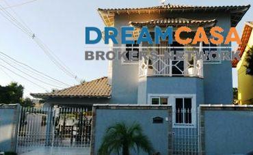 Im�vel: Rede Dreamcasa - Casa 3 Dorm, Jacarepagu� (CA1332)