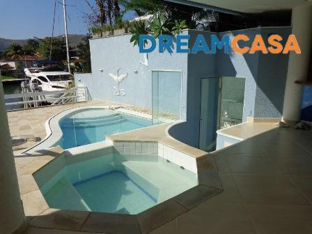 Casa 7 Dorm, Portogalo, Angra dos Reis (CA1337)