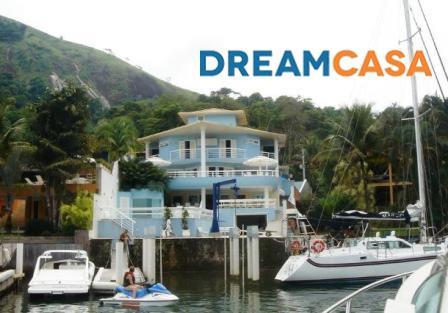 Casa 7 Dorm, Portogalo, Angra dos Reis (CA1337) - Foto 3