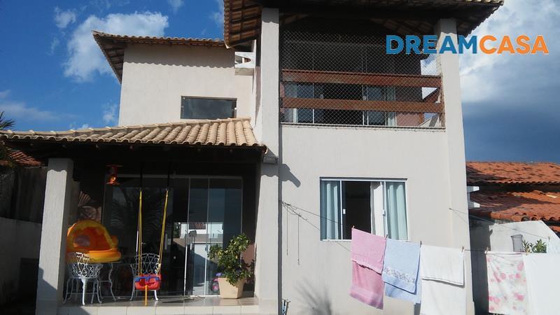 Casa 3 Dorm, Campo Redondo, São Pedro da Aldeia (CA1368)