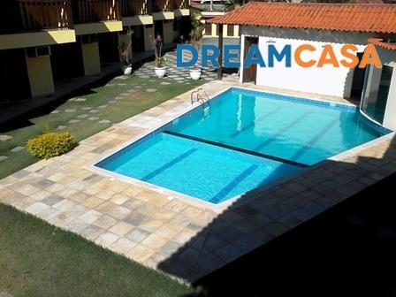 Casa 2 Dorm, Ogiva, Cabo Frio (CA1410) - Foto 2
