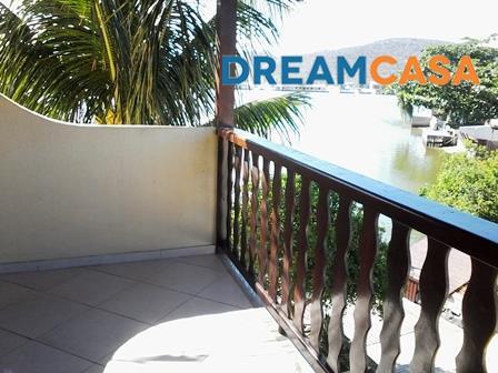 Casa 2 Dorm, Ogiva, Cabo Frio (CA1410) - Foto 3