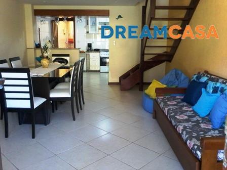 Casa 2 Dorm, Ogiva, Cabo Frio (CA1410) - Foto 4