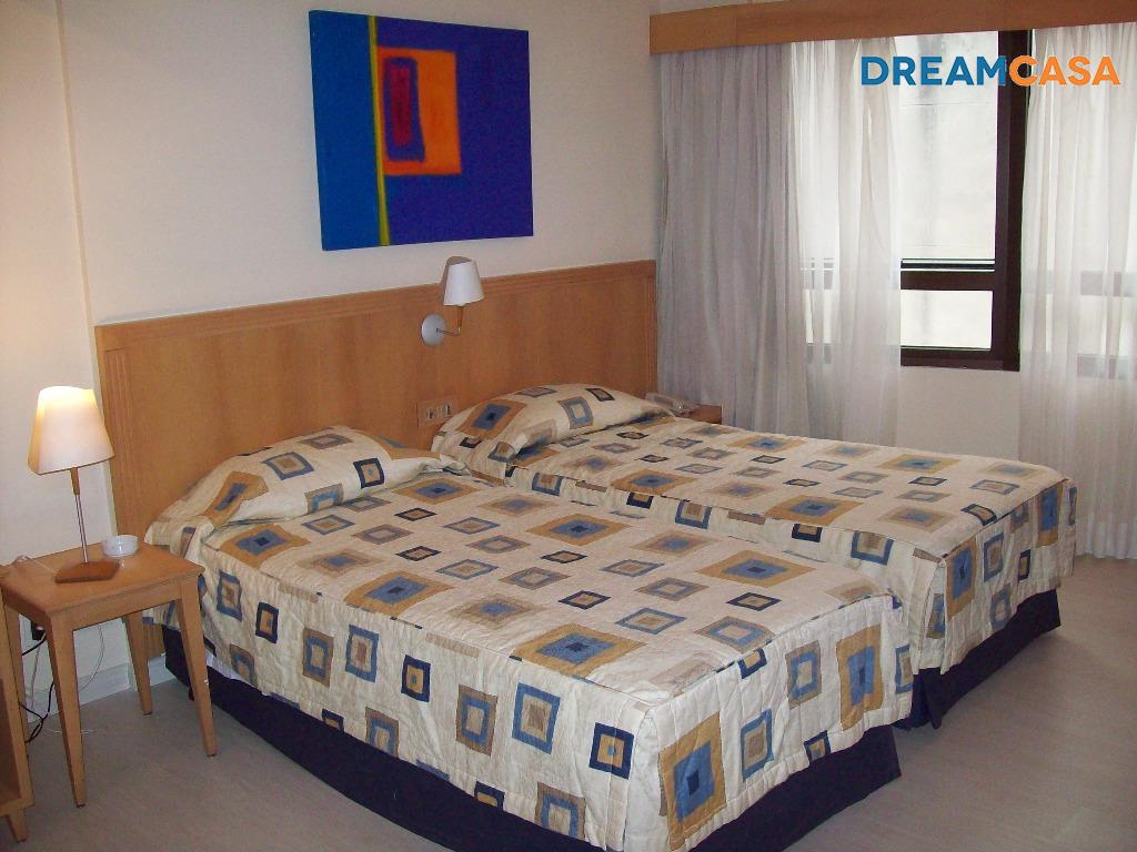 Flat 1 Dorm, Jardins, São Paulo (FL0091)