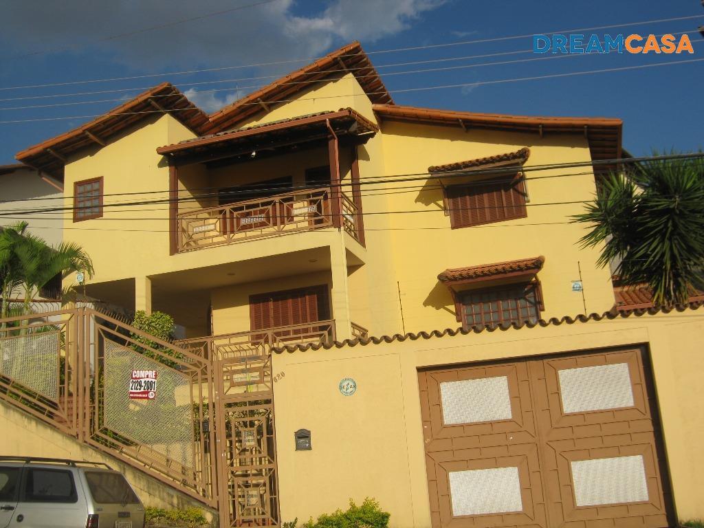 Casa 4 Dorm, Havaí, Belo Horizonte (CA0037)