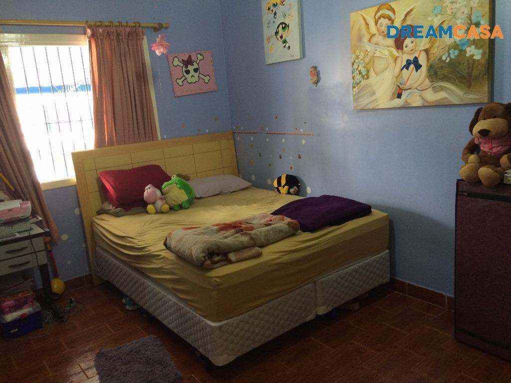 Casa 3 Dorm, Vila Liviero, São Paulo (CA1458)