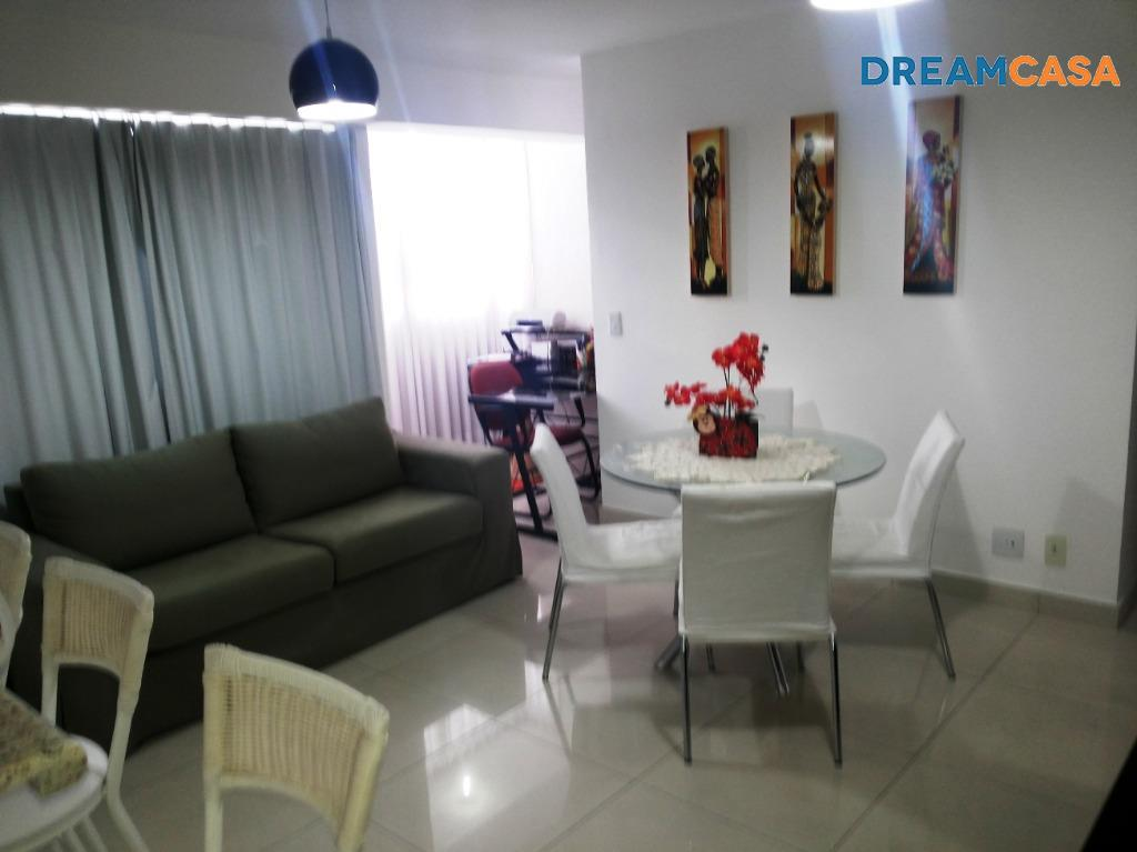 Imóvel: Apto 2 Dorm, Buritis, Belo Horizonte (AP0194)