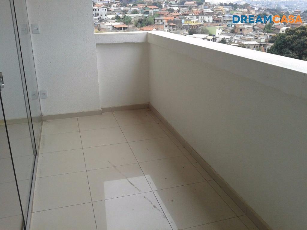 Apto 3 Dorm, Estrela Dalva, Belo Horizonte (AP0246)