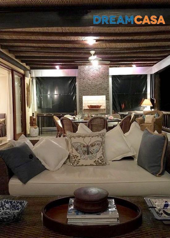 Casa 5 Dorm, Pontal (cunhambebe), Angra dos Reis (CA1466) - Foto 2