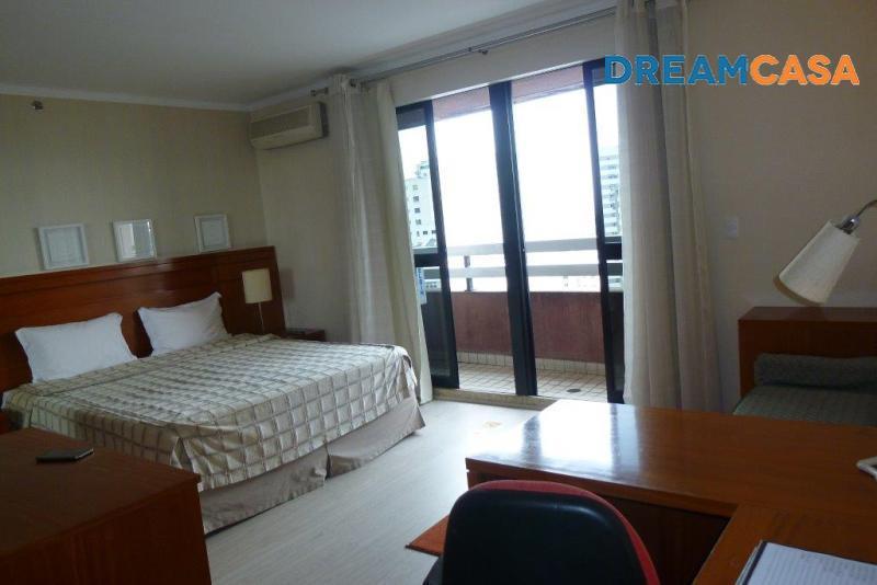 Flat 1 Dorm, Itaim Bibi, São Paulo (FL0096) - Foto 3