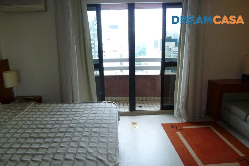 Flat 1 Dorm, Itaim Bibi, São Paulo (FL0096) - Foto 5