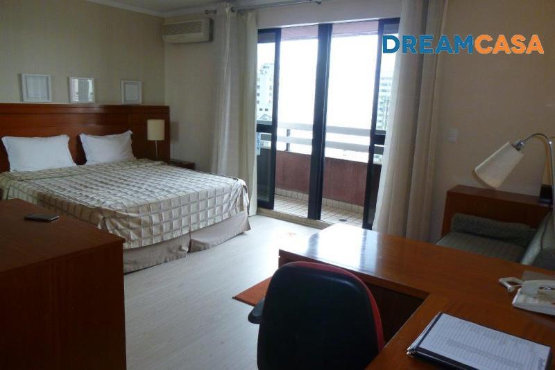 Flat 1 Dorm, Itaim Bibi, São Paulo (FL0096) - Foto 2