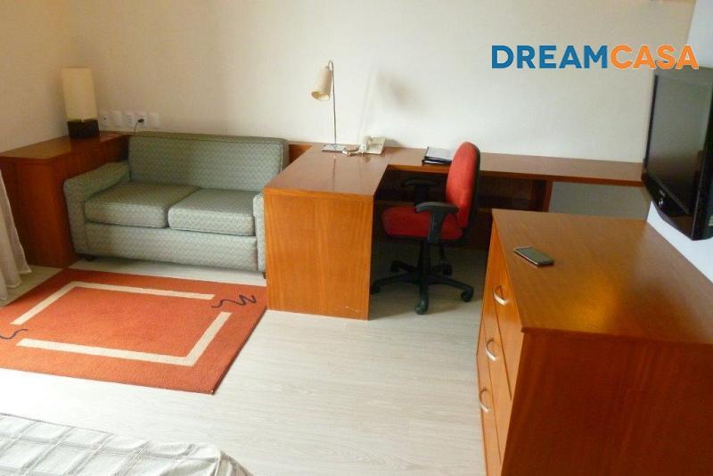 Flat 1 Dorm, Itaim Bibi, São Paulo (FL0096)