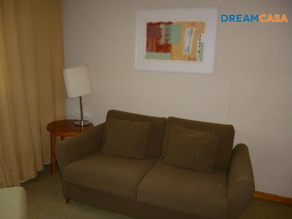 Flat 1 Dorm, Moema, São Paulo (FL0098) - Foto 5