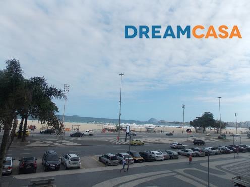Apto 3 Dorm, Copacabana, Rio de Janeiro (AP2839)